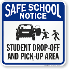 2019-20  Parent Drop Off and Pick Up Procedures